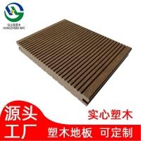 成都木塑地板厂家 成都木塑地板批发防腐耐磨