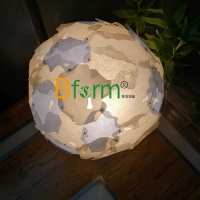 有机形体,炫彩元素,浮雕纹理,水晶,钻石板,定制板