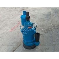 煤矿井下抽沙抽污水用FQW气动潜水泵