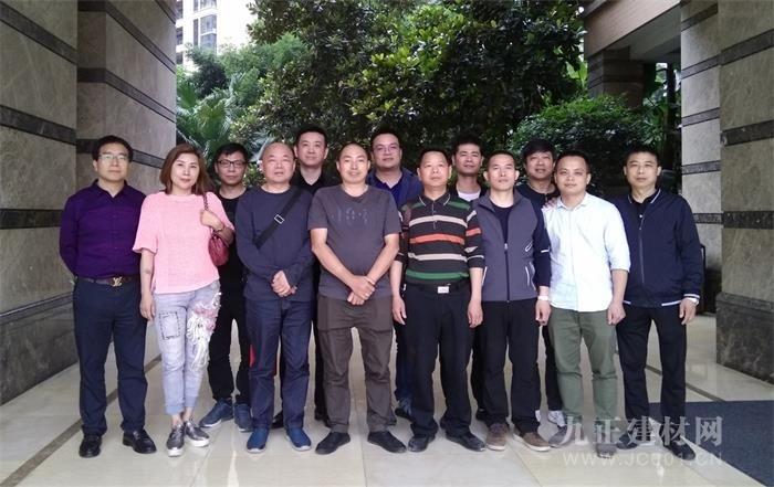 重庆木门及定制企业在利物因体验店沙龙聚会