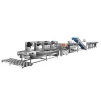 大型洗菜机,广州直供洗菜机,净菜生产线
