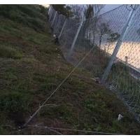 菱形被动边坡防护网A桂林菱形被动边坡防护网A验收标椎