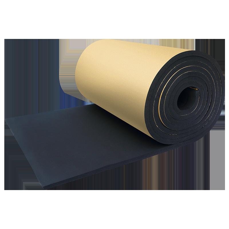 广州凯圣威防火橡塑板保温棉隔音棉隔热板阻燃保温板