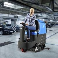 容恩R-QQR驾驶式洗扫一体清洗机