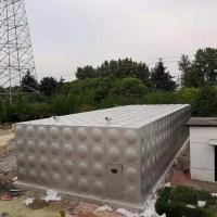 不锈钢无菌水箱供水设备圆柱形承压双层保温蓄热冷却保温水箱