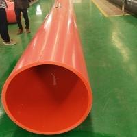 超高分子量聚乙烯隧道逃生管道
