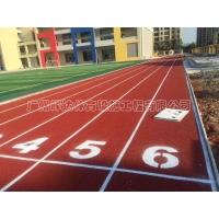 塑膠跑道施工建設滿足新國標檢測要求