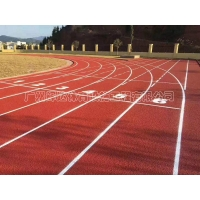 专业塑胶跑道施工建设造价及塑胶跑道验收标准