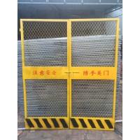升降机安全防护网 人货电梯安全门现货1.5×1.8 建筑工地