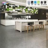 厨房专用软底pvc地板塑胶卷材防滑耐重
