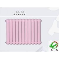钢制暖气片批发商,导热性好的60x30圆片头散热器