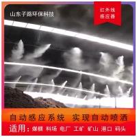 山西煤棚干霧除塵原理 皮帶機噴霧除塵價格特點
