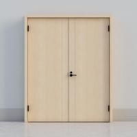 學校木門| 室內木門| 雙開木門