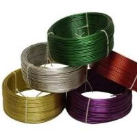 包胶铁线有哪些用途和性质 找东莞铁旺五金线材