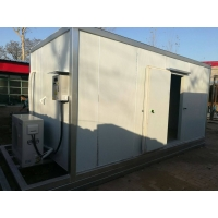 可移动式小型集装箱冷库