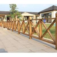 加工安装大连防腐木护栏/大连花园木护栏/大连木质护栏