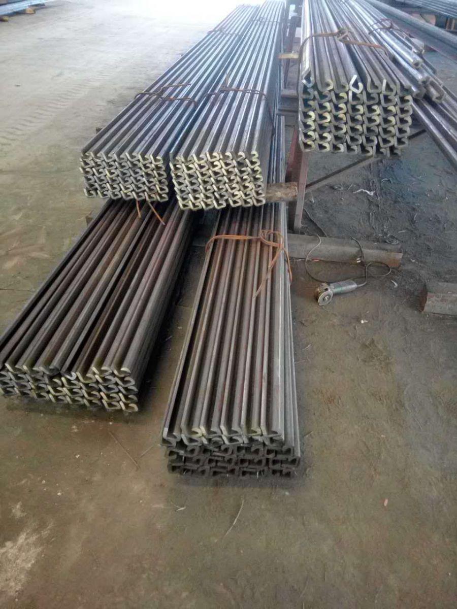 現貨供應熱軋C9鎖扣|津西紫竹鋼板樁通配熱軋鋼管樁鎖扣-- 鼎御