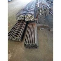 现货供应热轧C9锁扣|津西紫竹钢板桩通配热轧钢管桩锁扣