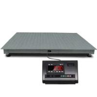 天津小地磅电子平台秤1吨2吨3吨5吨电子小地磅碳钢平台秤