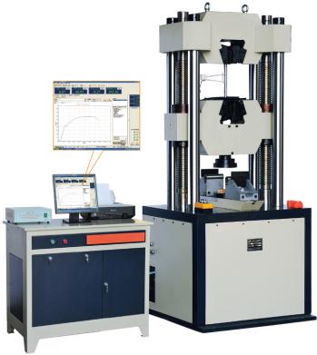 电液伺服万能试验机克拉克仪器专业制造