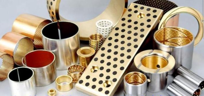 铜套、衬套、轴瓦、垫片、粉末冶金、无油轴承就选懿鎏轴承