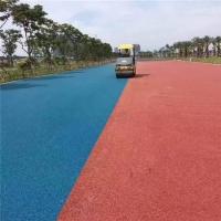 樟樹彩色瀝青樟樹彩色瀝青路面樟樹彩色路面養護翻新