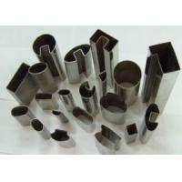 不锈钢方型槽管|不锈钢椭圆槽管