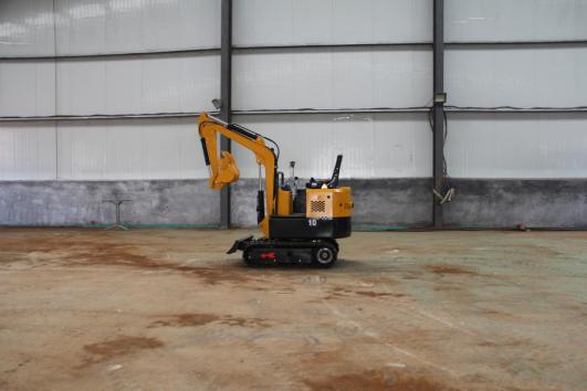 一般农用小型挖掘机价格葡萄园挖沟机除草机