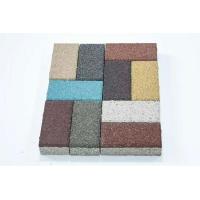 河南郑州陶瓷透水砖批发,陶瓷透水砖图片,透水砖价格