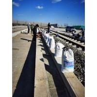 高流态无泌水防锈蚀超早强的山东德州高强无收缩灌浆料工厂