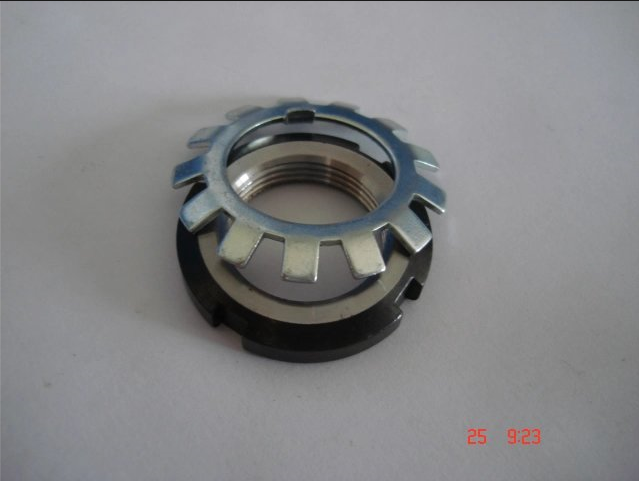 进口圆螺母,ANAW套装圆螺母M35*1.5,轴承螺母