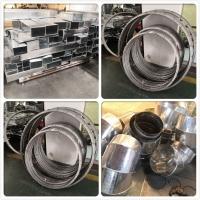 廣東廣州珠三角周邊鍍鋅不銹鋼空調通風管道風閥門法蘭異型管