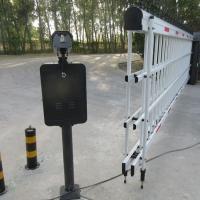 安装销售智能道闸机、栅栏式道闸机专业订做