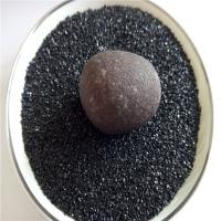 江西黑色石英砂 耐火材料用黑色石英砂 工程用黑色石英砂