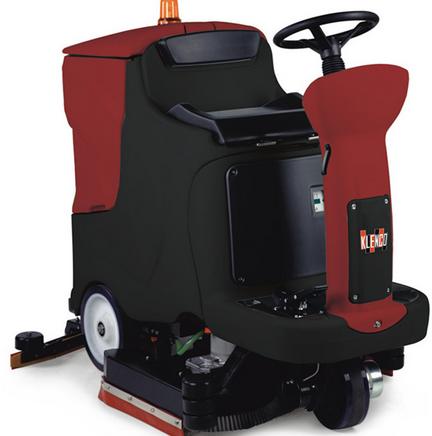 饮料厂用洗地机 饮料厂用驾驶式洗地机