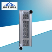 按图纸加工定做各种规格表冷器  空调机组表冷器