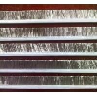 烧结厂环冷机密封不锈钢丝条刷