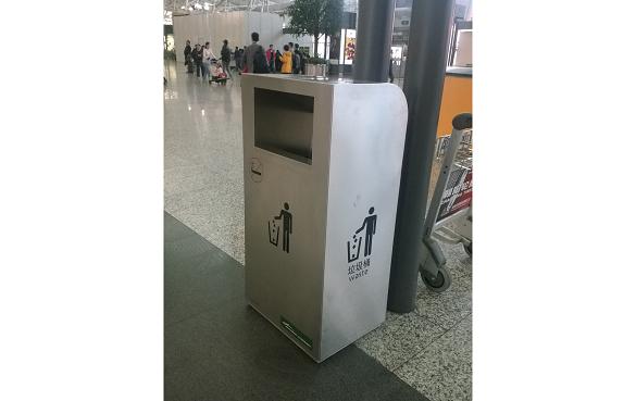 单筒垃圾桶