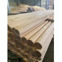 恒森高端防腐木批發圓柱方木