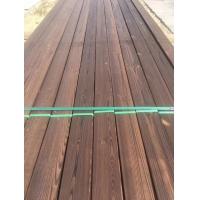 重慶恒森樟子松防腐木碳化木材料批發芬蘭木直發