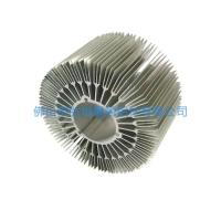 直销太阳花散热器 太阳花铝合金散热器 异形铝型材散热器