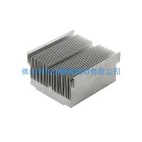 佛山定制铝合金散热器 高密齿电子散热器 LED梳子型散热器