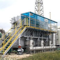 噴涂化學VOCs有機廢氣環保設備