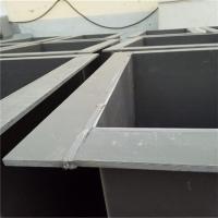 黑色PVC板硬质PVC塑料板不吸水不变形易加工