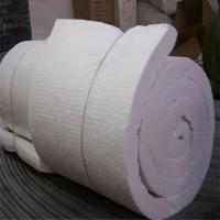 济南生产防火硅酸铝针刺毯 保温材料