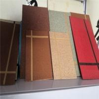 厂家生产优质岩棉保温装饰一体板 规格定制