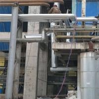 承接蒸汽管道保温施工 机房等白铁皮保温施工