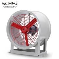 CBF防爆风机工业轴流风机静音风扇强力排气扇220v380v