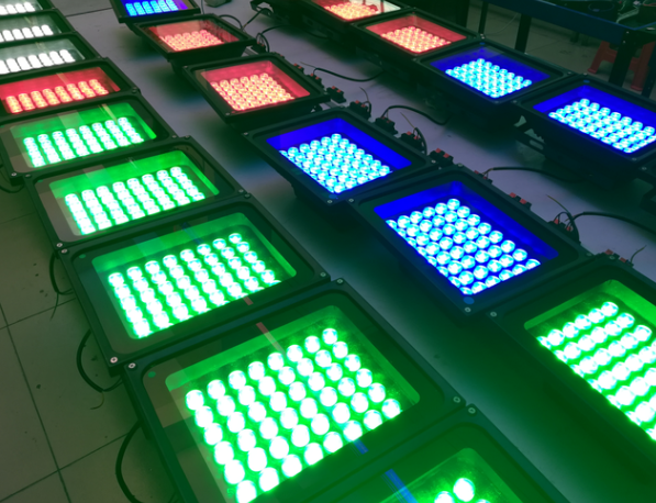 溶洞投光灯 溶洞水纹灯景观亮化灯光供应设计广东户外照明射灯