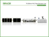 PVC管材高效擠出生產線
